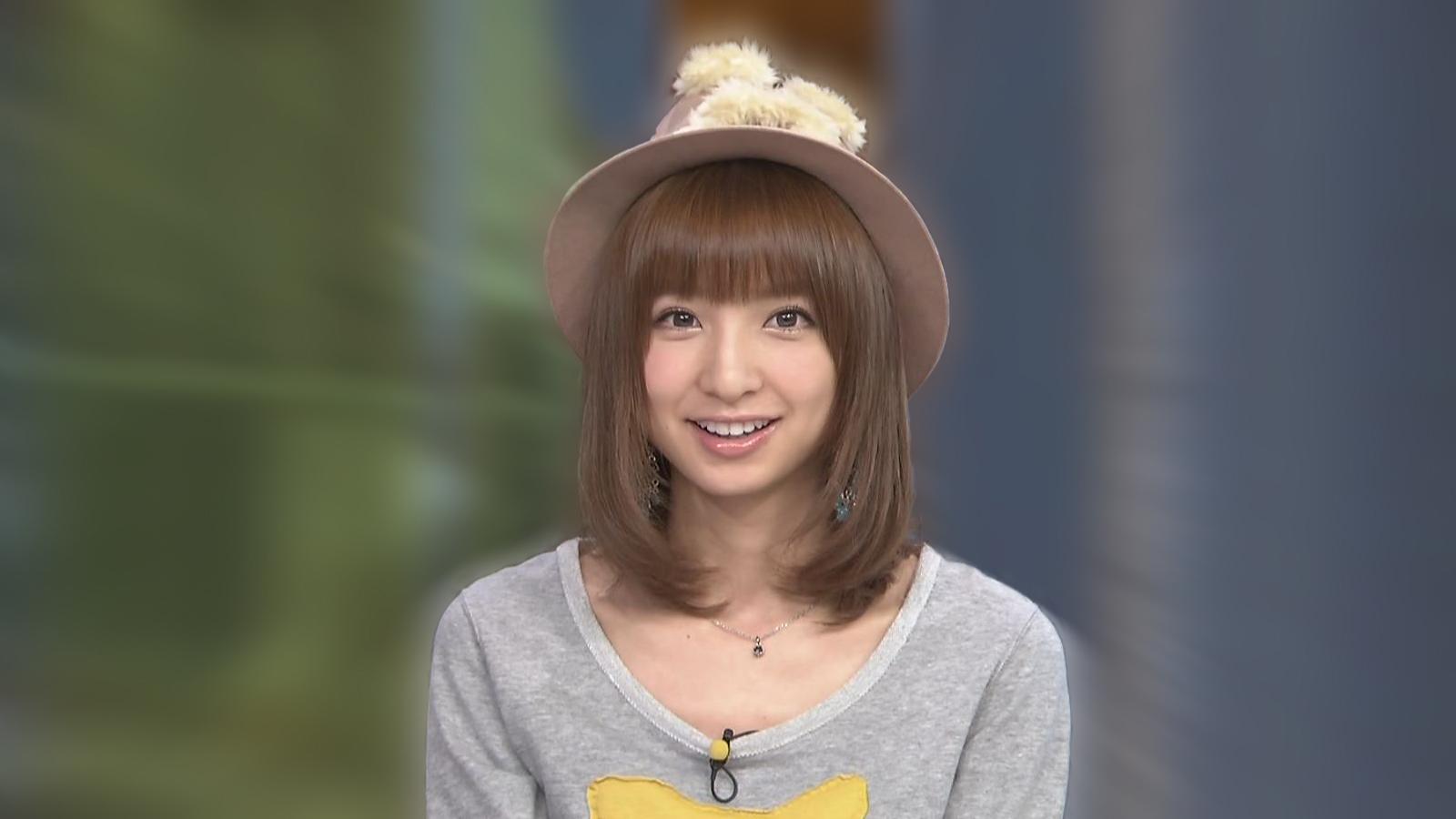 篠田麻里子 ロングヘア